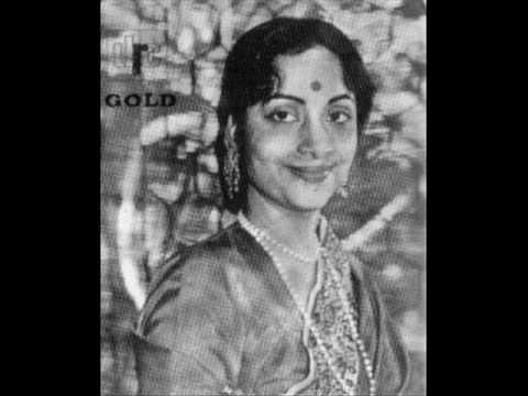 O Mast Nazarwale Lyrics - Geeta Ghosh Roy Chowdhuri (Geeta Dutt)