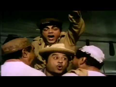 O Mehki Mehki Thandi Hawa Lyrics - Kishore Kumar