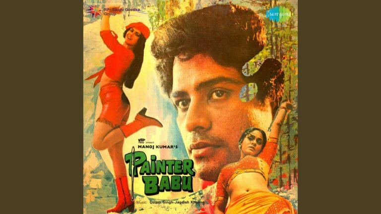 O Mere Sajan Barsat Mein Aa Lyrics - Lata Mangeshkar, Mahendra Kapoor