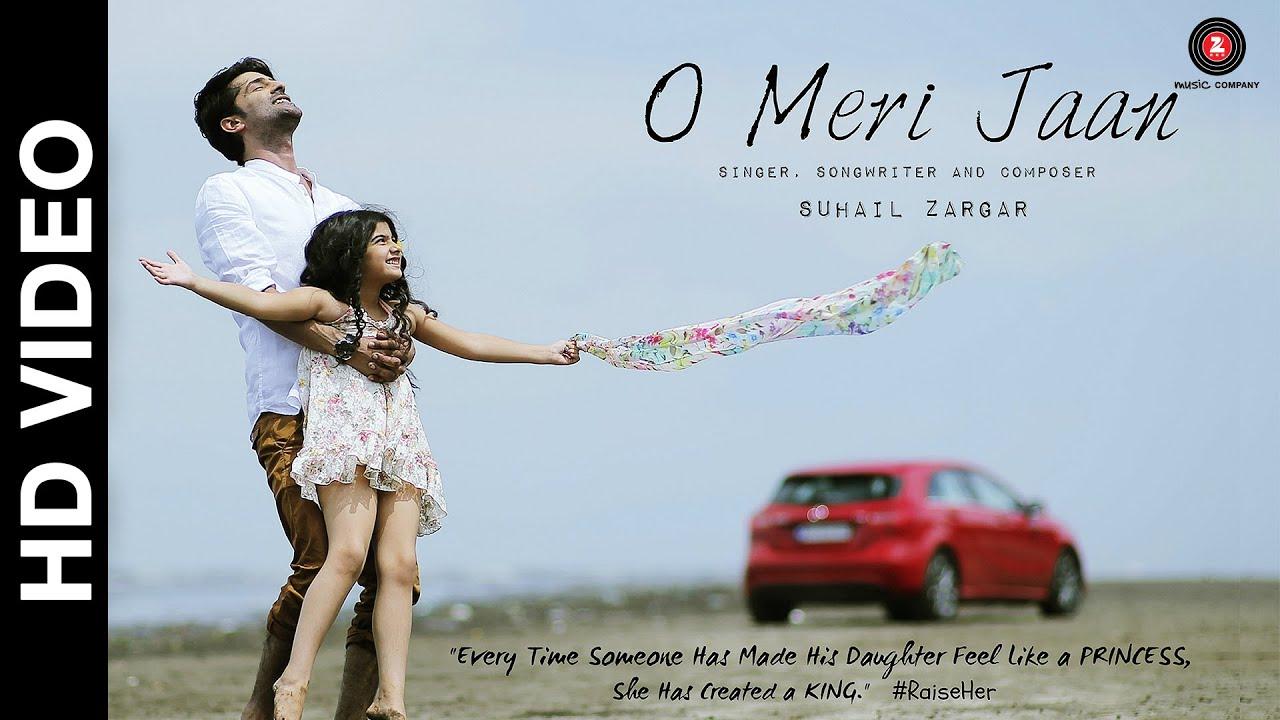 O Meri Jaan (Title) Lyrics - Suhail Zargar