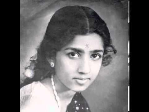 O Rone Waale Aansoo Chhupa Le Lyrics - Lata Mangeshkar
