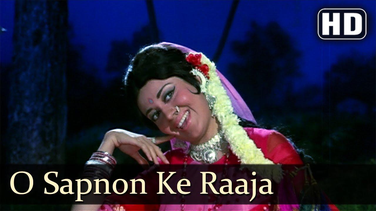 O Sapno Ke Raja Lyrics - Anand Bakshi, Lata Mangeshkar, Mohammed Rafi
