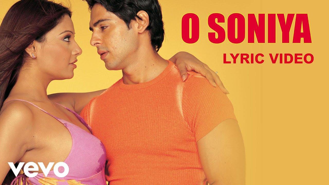 O Soneya Ho Lyrics - Alka Yagnik, Udit Narayan