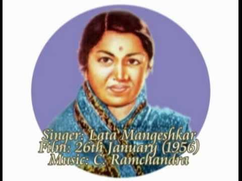 O Tere Saath Saath Meri Lyrics - Lata Mangeshkar
