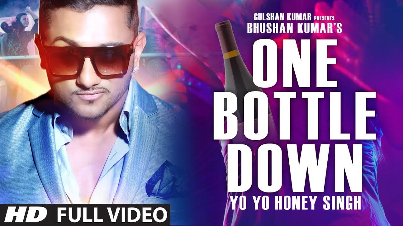 One Bottle Down (Title) Lyrics - Yo Yo Honey Singh