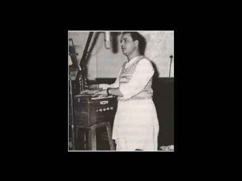 Pardesi Dhola Kaahe Jagaai Lyrics - Mohantara Talpade, Mukesh Chand Mathur (Mukesh)