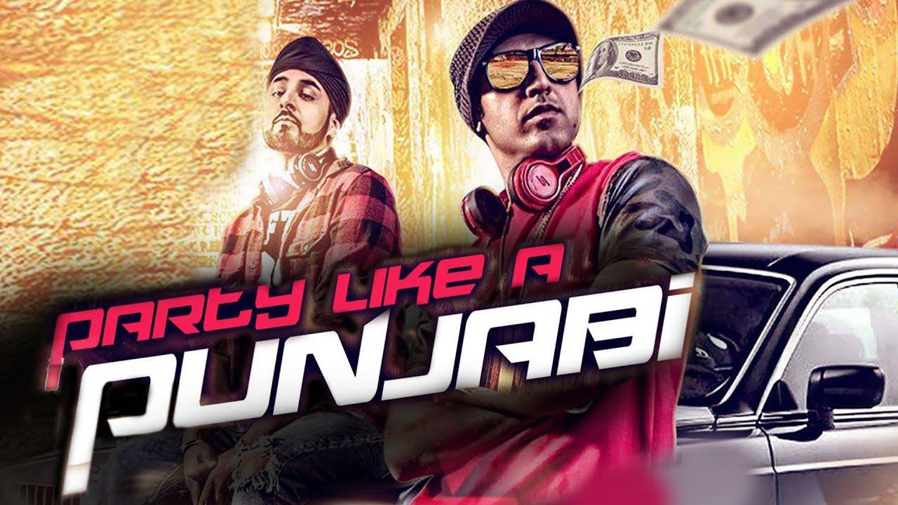 Party Like A Punjabi (Title) Lyrics - Gippy Grewal, Manj Musik, Raftaar