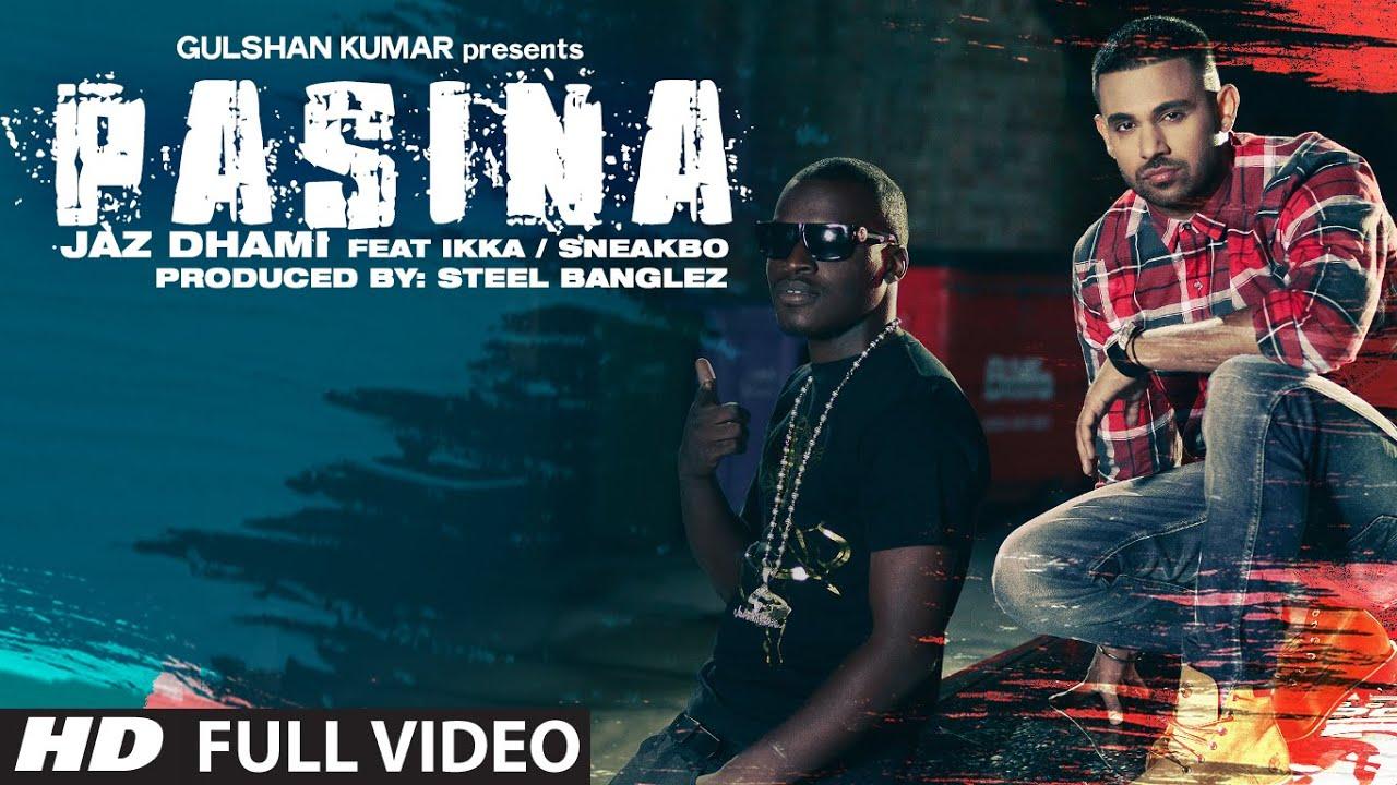 Pasina (Title) Lyrics - Ikka, Jaz Dhami, Sneakbo