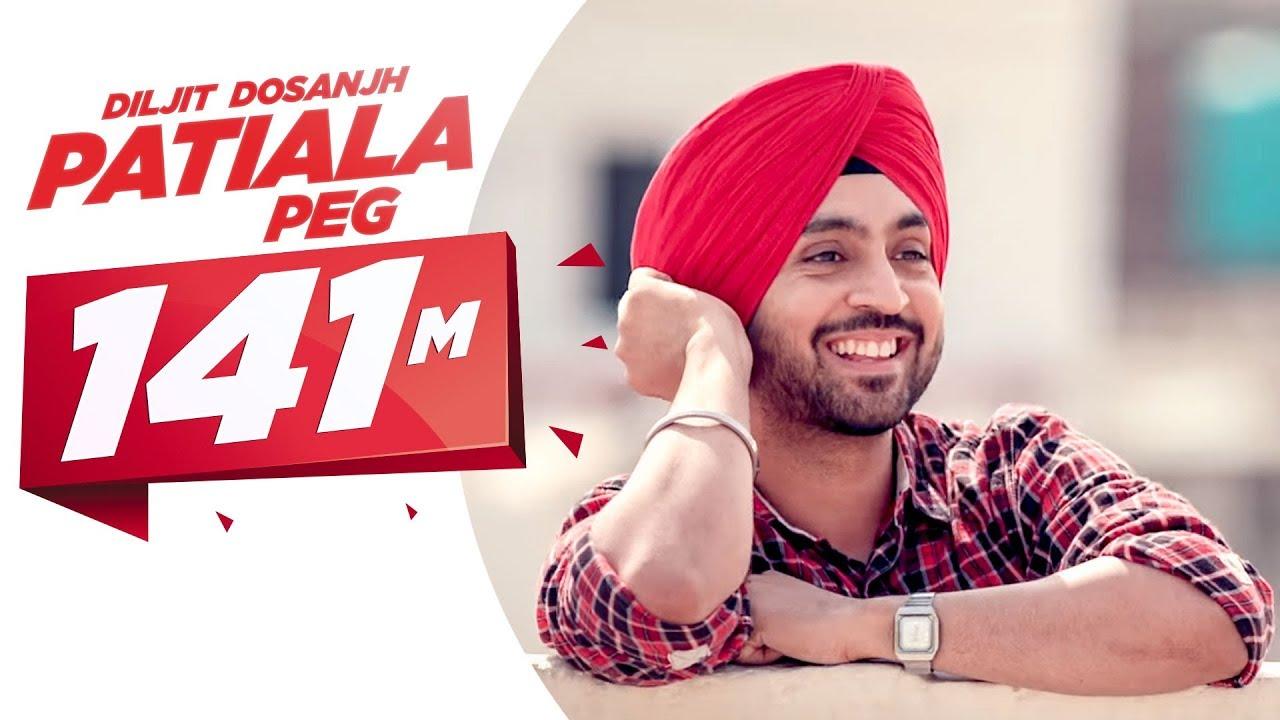 Patiala Peg (Title) Lyrics - Diljit Dosanjh