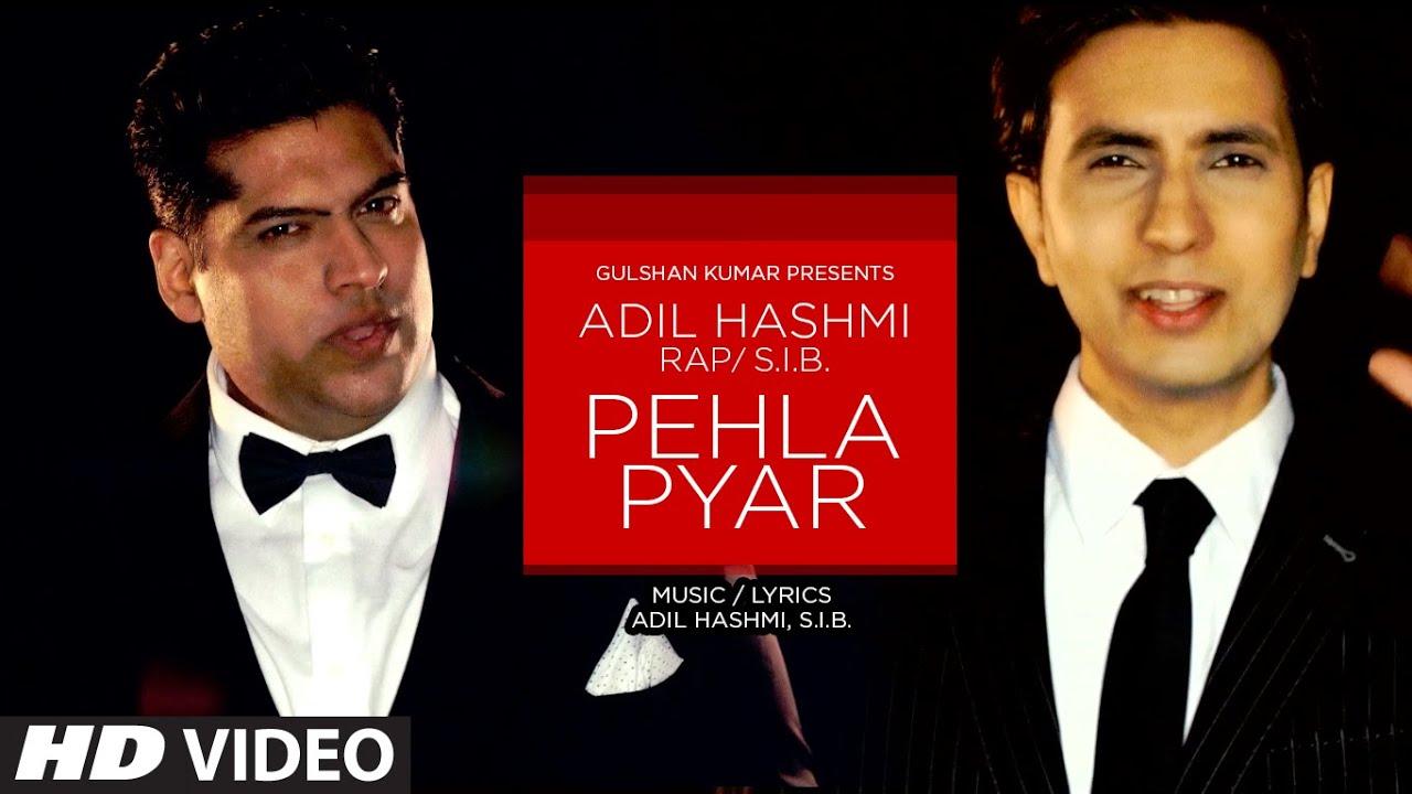 Pehla Pyaar (Title) Lyrics - Adil Hashmi, S.I.B