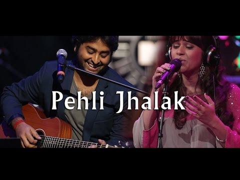 Pehli Jhalak Lyrics - Arijit Singh, Shalmali Kholgade