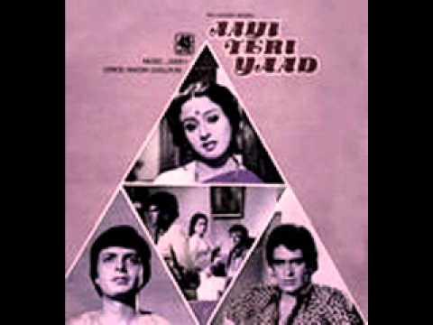 Phir Teri Yaad Naye Lyrics - Bhupinder Singh