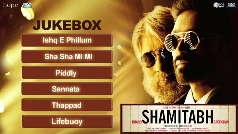 Piddly Lyrics - Amitabh Bachchan