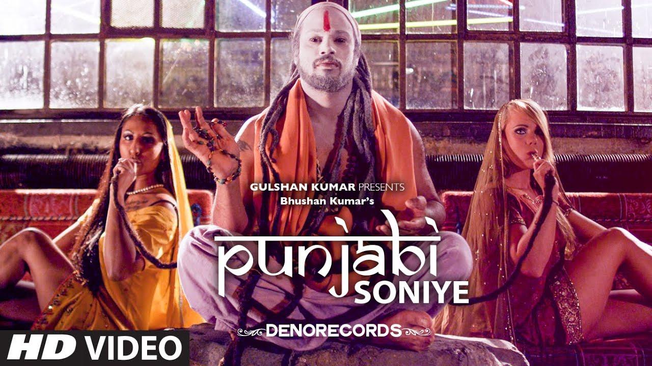 Punjabi Soniye (Title) Lyrics - Sunny Brown