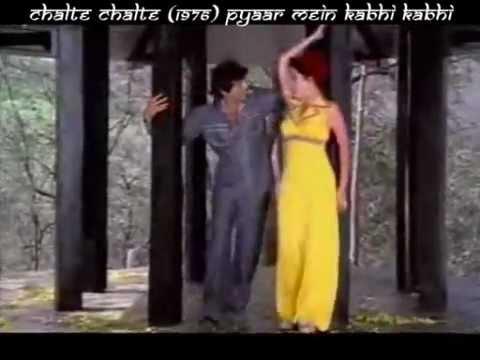 Pyaar Mein Kabhi Kabhi Lyrics - Lata Mangeshkar, Shailendra Singh