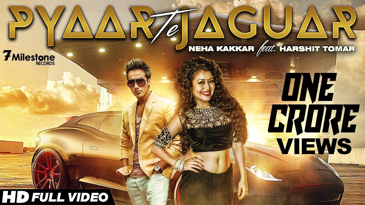 Pyaar Te Jaguar (Title) Lyrics - Harshit Tomar, Neha Kakkar