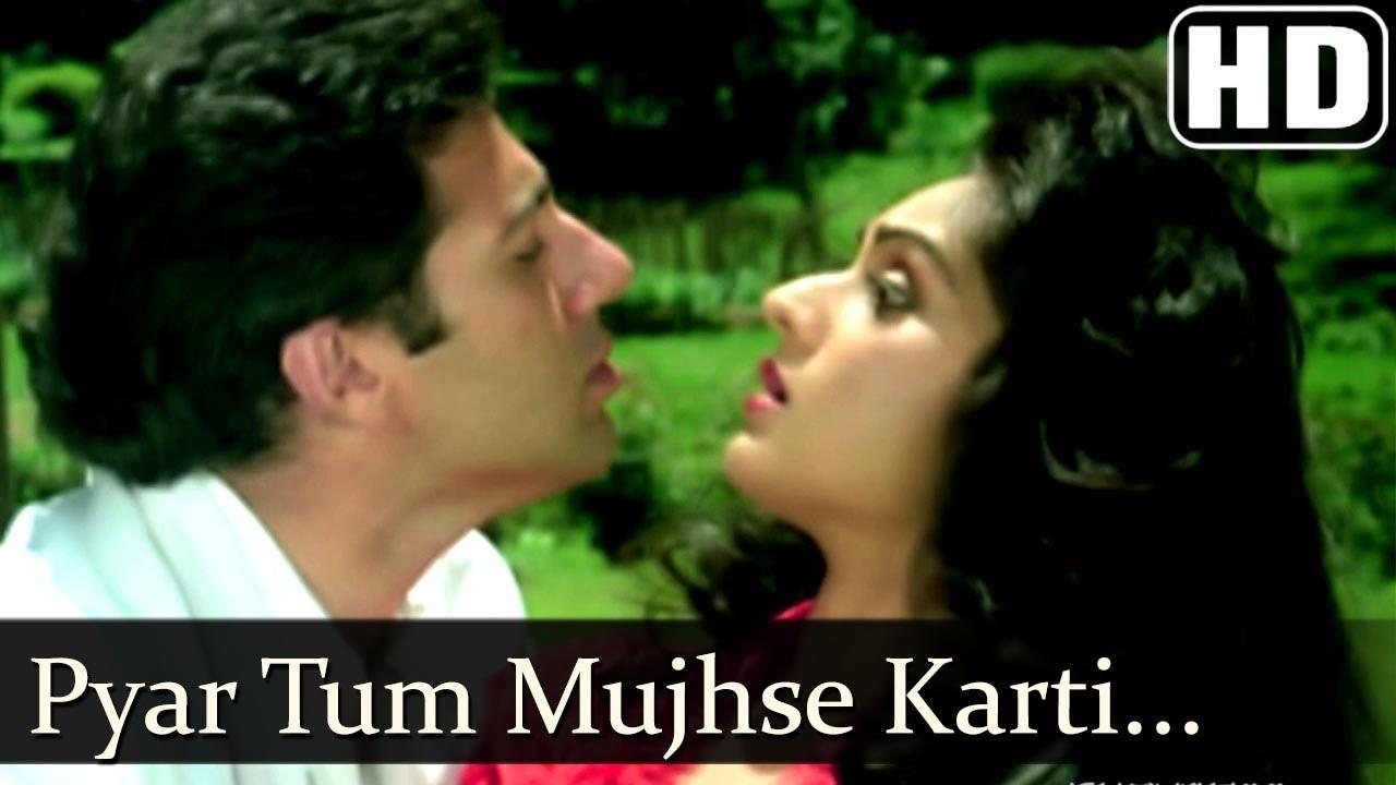 Pyar Tum Mujhse Karti Ho Lyrics - Amit Kumar, Janki