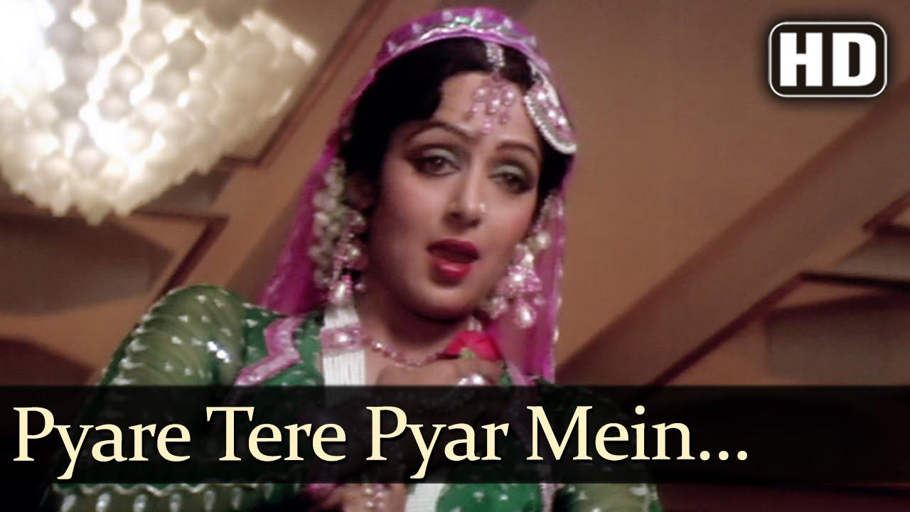 Pyare Tere Pyar Mein Lut Gaye Hum Lyrics - Amit Kumar, Asha Bhosle