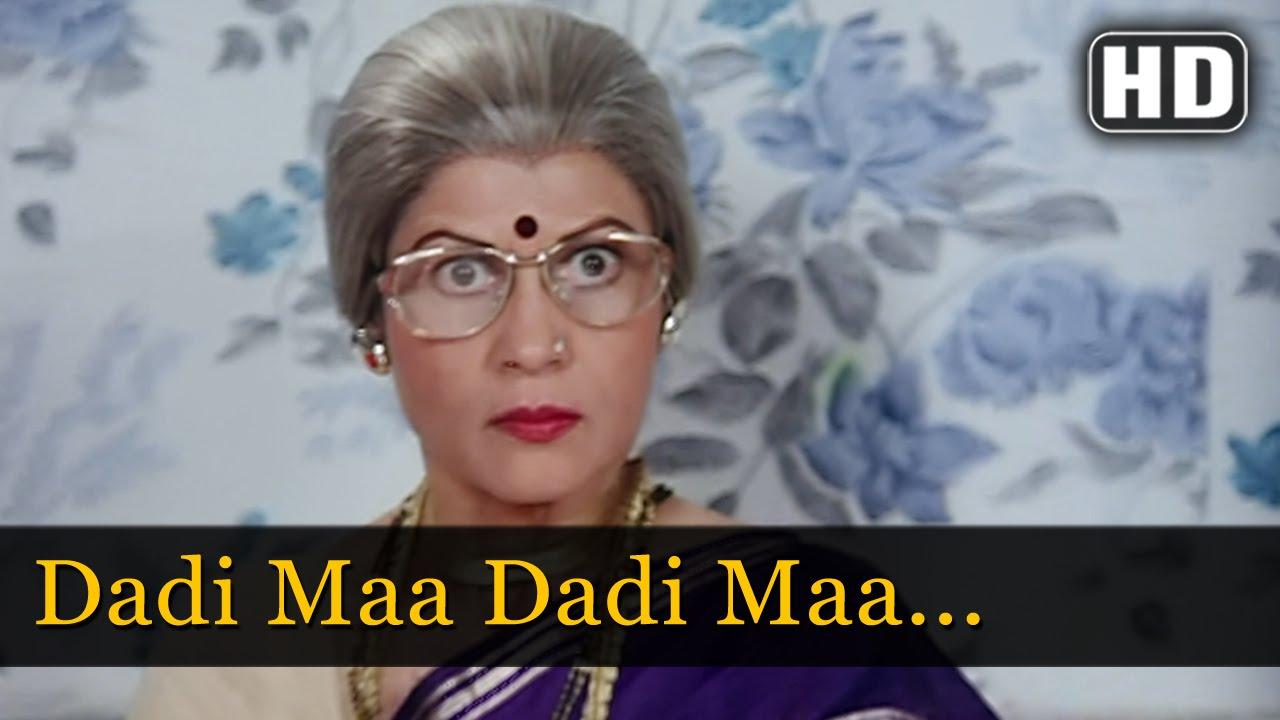 Pyari Pyari Dadi Maa Lyrics - Alka Yagnik, Shabbir Kumar