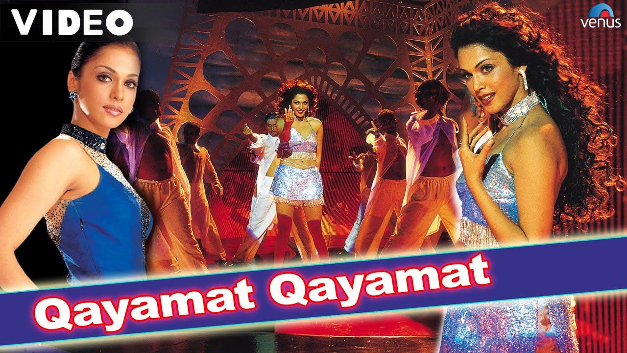 Qayamat Qayamat (Title) Lyrics - Hema Sardesai, Sonu Nigam