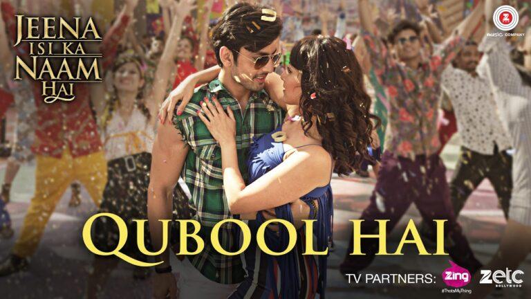 Qubool Hai Lyrics - Ash King, Shilpa Rao