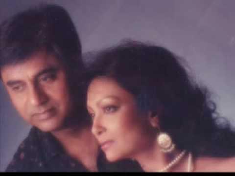Raat Bhi Neend Bhi Lyrics - Chitra Singh (Chitra Dutta)