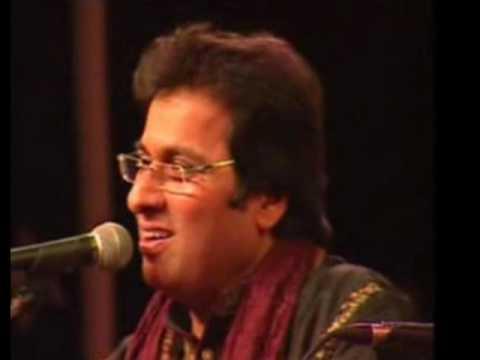Raat Phir Barsi Hain Lyrics - Talat Aziz
