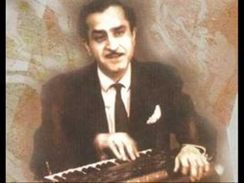 Raat Suhani Hanste Taare Lyrics - Chandru Atma (C. H. Atma)