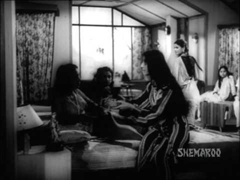 Raaton Ko Jab Neend Ud Aaye Lyrics - Lata Mangeshkar