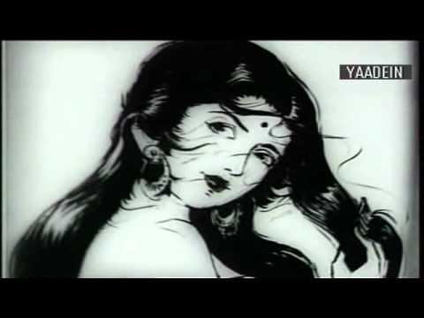 Radha Tu Hai Deewani Lyrics - Lata Mangeshkar