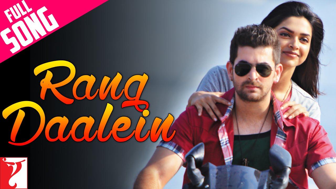Rang Daalein Lyrics - Suraj Jagan