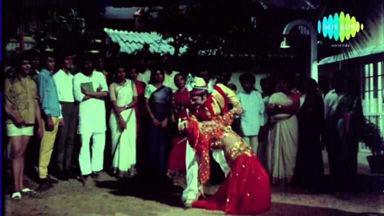 Rani Nacho Chamak Cham Lyrics - Kishore Kumar, Mohammed Rafi
