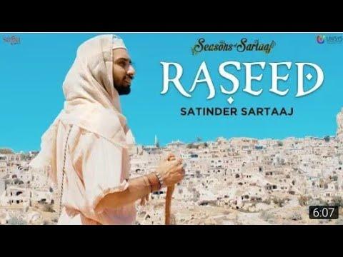 Raseed Lyrics - Satinder Sartaaj