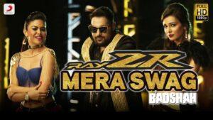 Rayzr Mera Swag (Title) Lyrics - Aastha Gill, Badshah