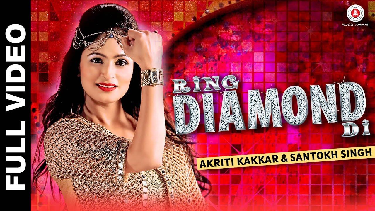 Ring Diamond Di (Title) Lyrics - Akriti Kakar, Santokh Singh Dhaliwal
