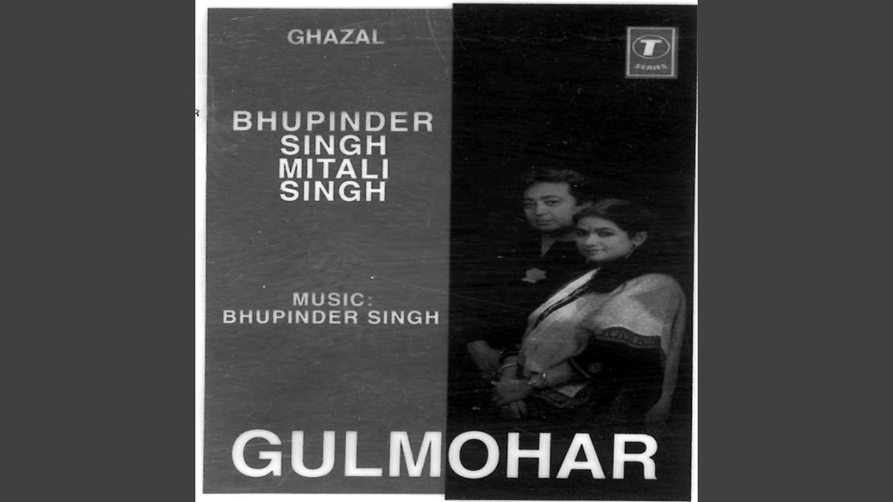 Rivaj-O-Rasm Nibhane Ki Lyrics - Bhupinder Singh, Mitali Singh