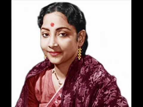 Ro Kar Main Jo Kahti Hun Lyrics - Geeta Ghosh Roy Chowdhuri (Geeta Dutt)