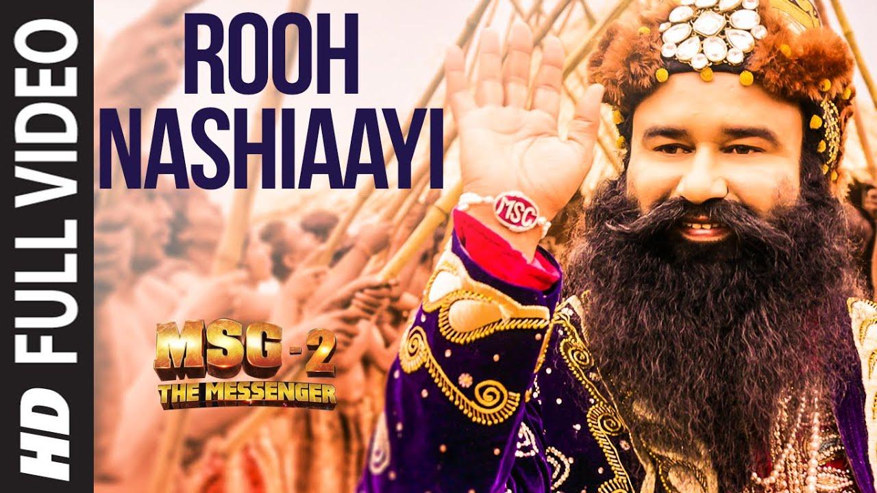 Rooh Nashiaayi Lyrics - Amarpreet, Gurmeet Ram Rahim Singh