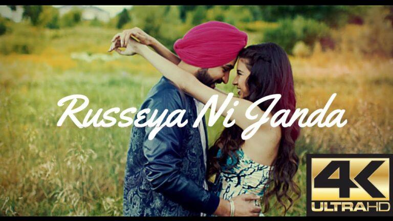 Russeya Ni Janda (Title) Lyrics - Abroyal