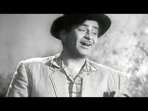 Rut Albeli Mast Sama Lyrics - Mukesh Chand Mathur (Mukesh)