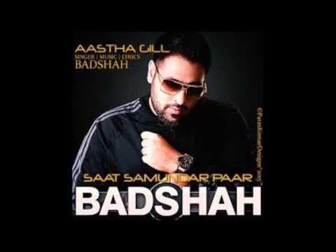 Saat Samundar Paar (Title) Lyrics - Aastha Gill, Badshah