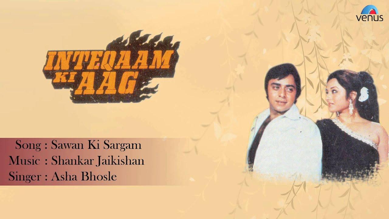 Saawan Ki Sargam Lyrics - Asha Bhosle