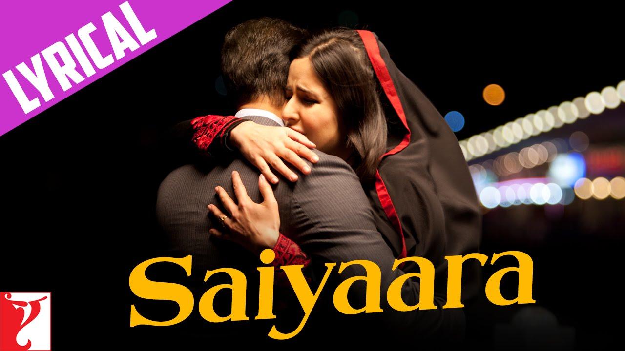 Saiyaara Lyrics - Mohit Chauhan, Tarannum Malik