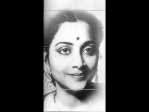 Samaya Hai Pyar Lyrics - Geeta Ghosh Roy Chowdhuri (Geeta Dutt)