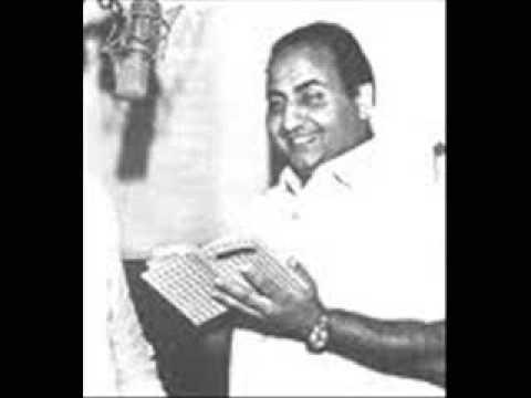 Samjha Main Kismat Khul Gaye Lyrics - Mohammed Rafi