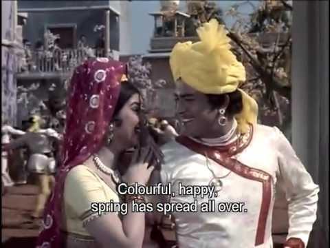 Sang Basanti Ang Basanti Lyrics - Lata Mangeshkar, Mohammed Rafi