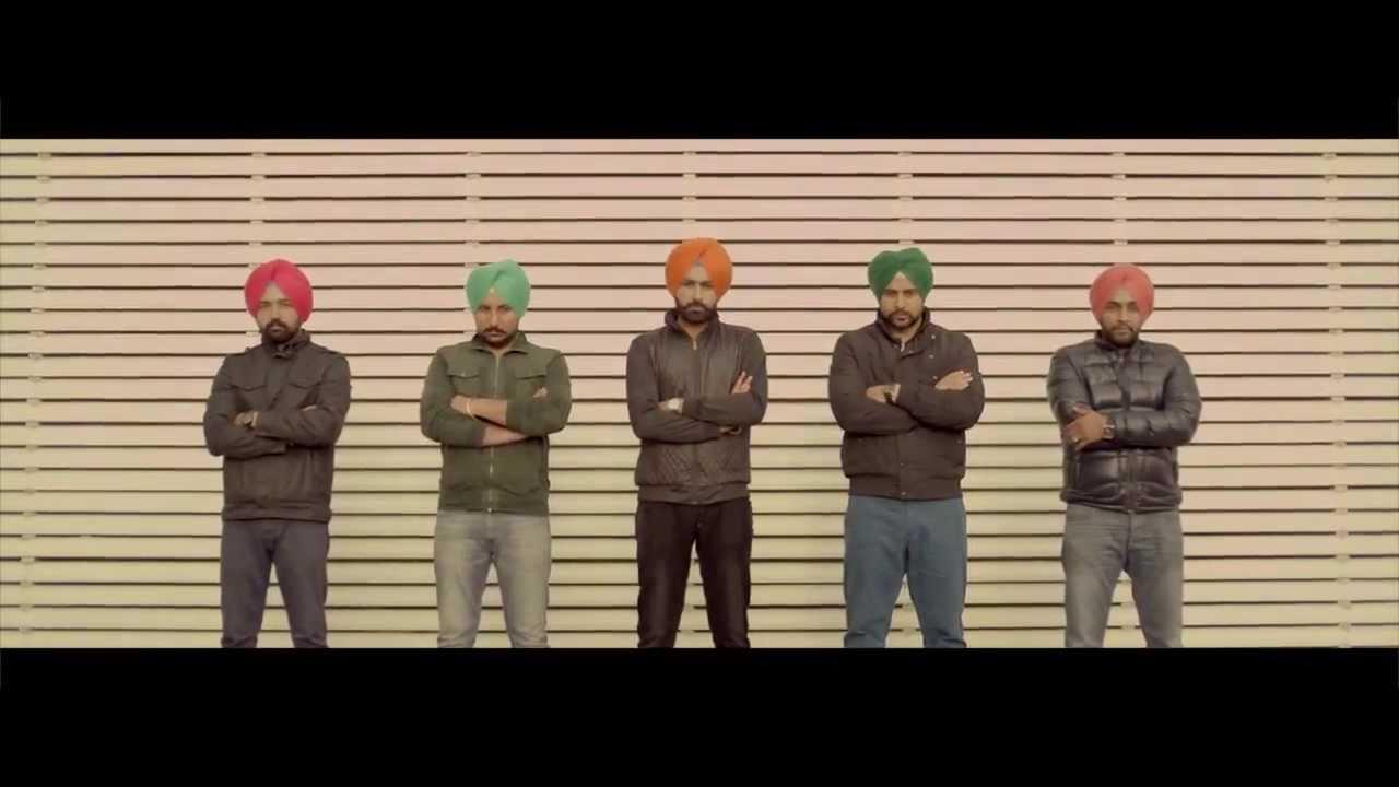 Sardarni (Title) Lyrics - Kulbir Jhinjer