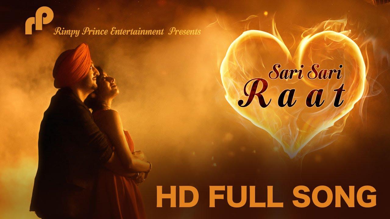 Sari Sari Raat (Title) Lyrics - Inderjit Nikku