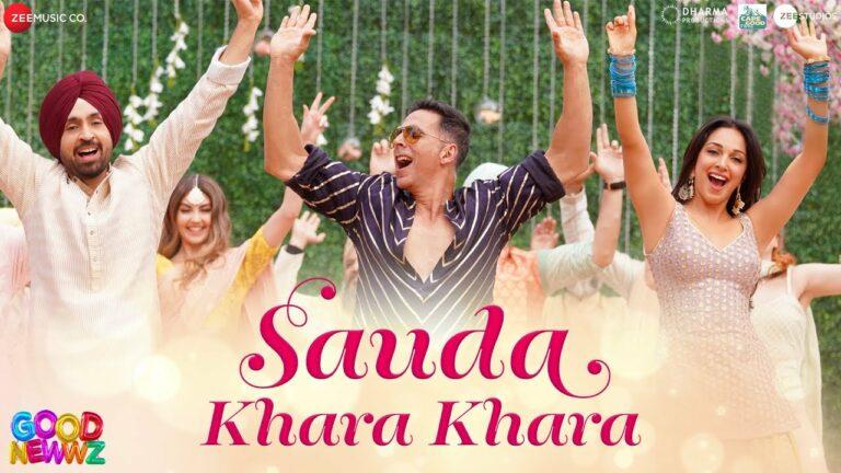 Sauda Khara Khara Lyrics - Dhvani Bhanushali, Diljit Dosanjh, Sukhbir Singh