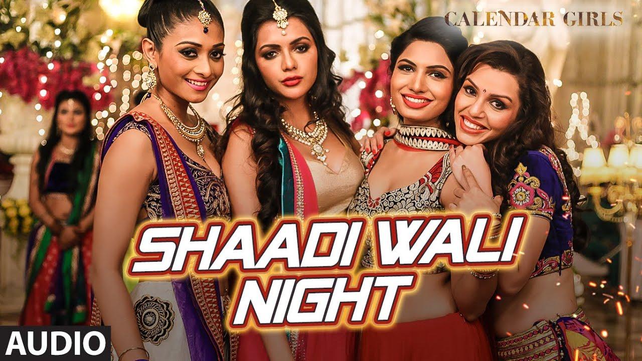 Shaadi Wali Night Lyrics - Aditi Singh Sharma